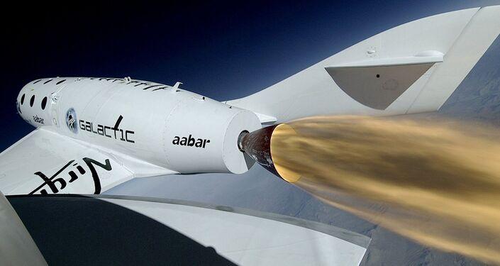 Virgin Galactic SpaceShip Two