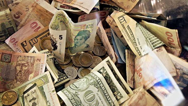Forex money - Sputnik International