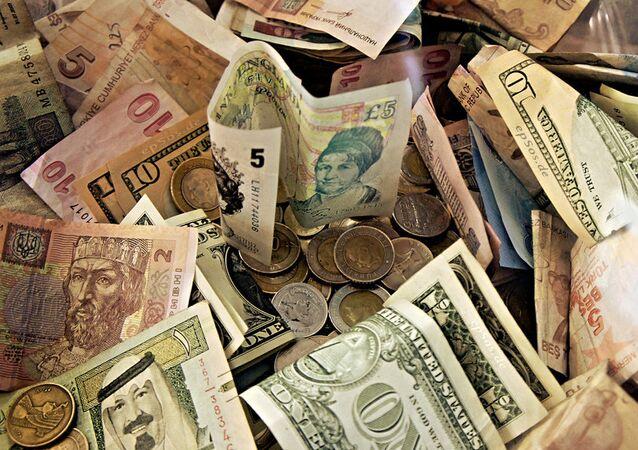 Forex money