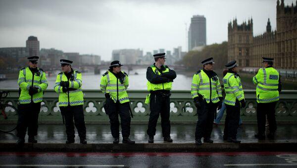 British police - Sputnik International