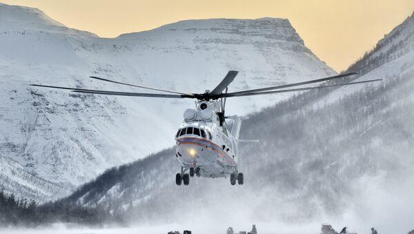 The Mil Mi-26 - Sputnik International