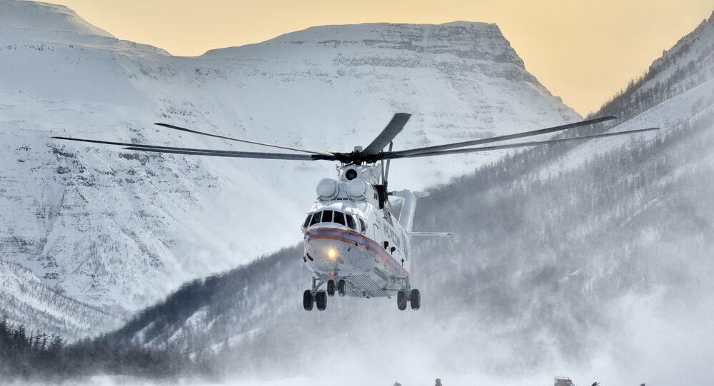 The Mil Mi-26