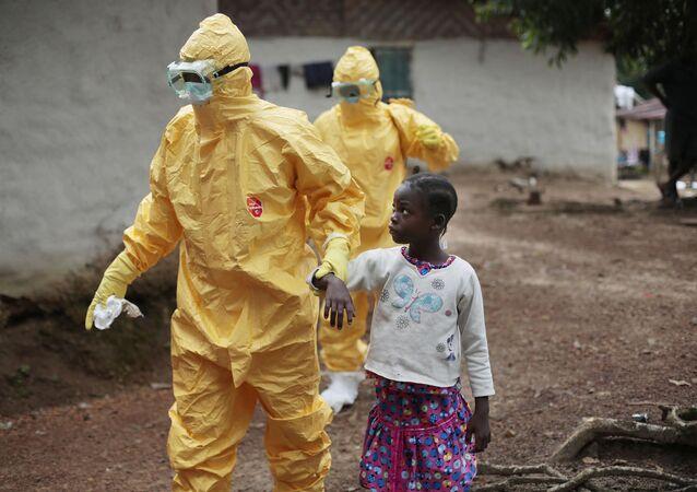 Struggle against Ebola