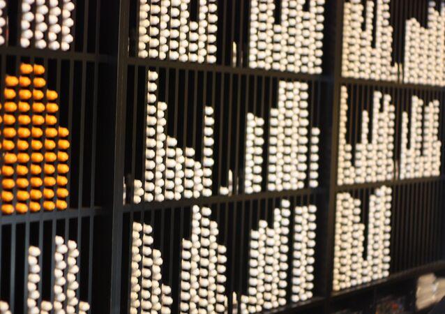 A collection of electronic cigarette e-liquids at Vaper Venue Vape Shop in Orange County, CA.