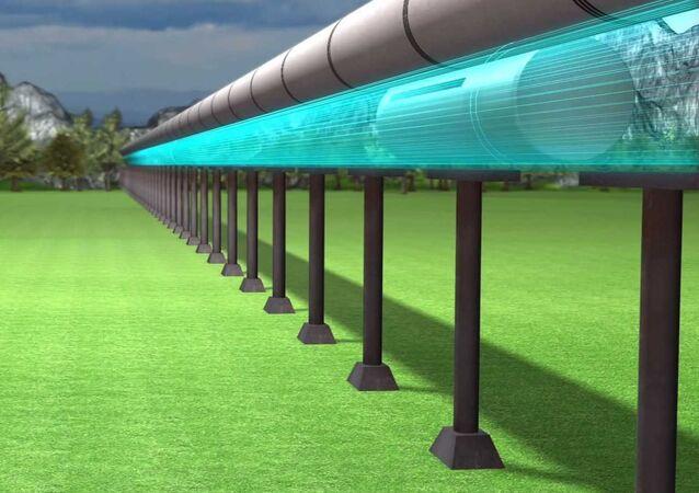 Hyperloop or Bullet Train