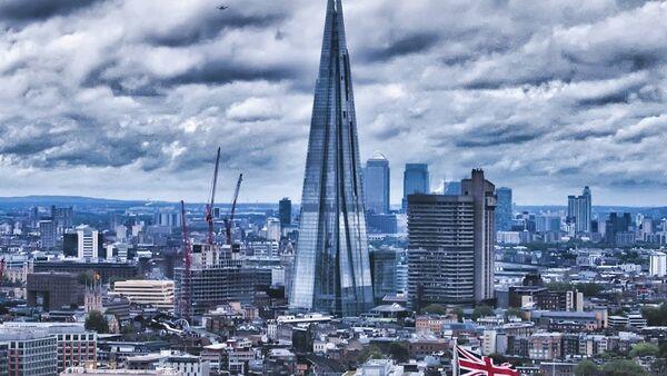 The Shard in London's skyline - Sputnik International