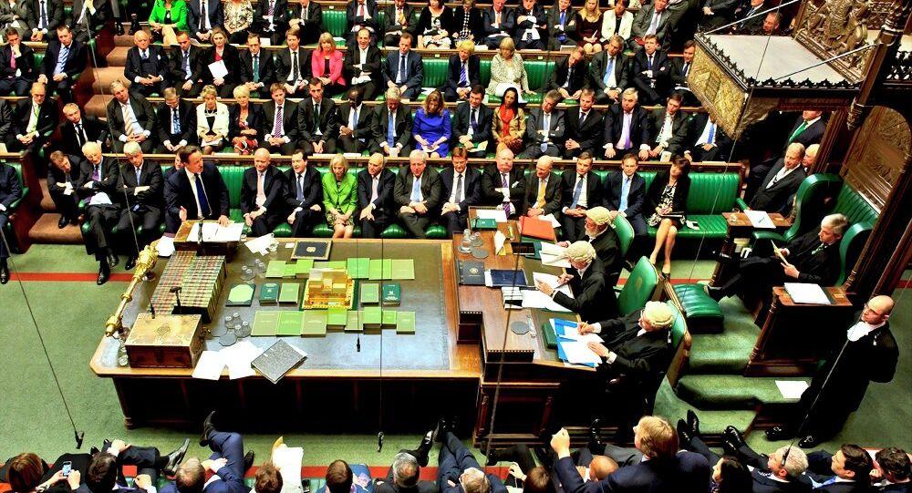 Members of UK parliament