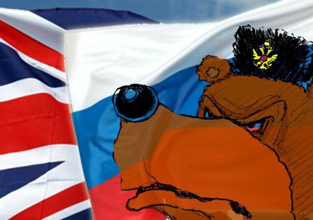 Russia-Britain relations