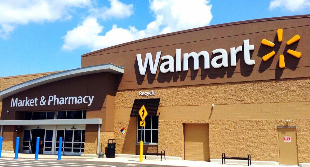 Walmart sued after man is shot dead holding a toy gun.