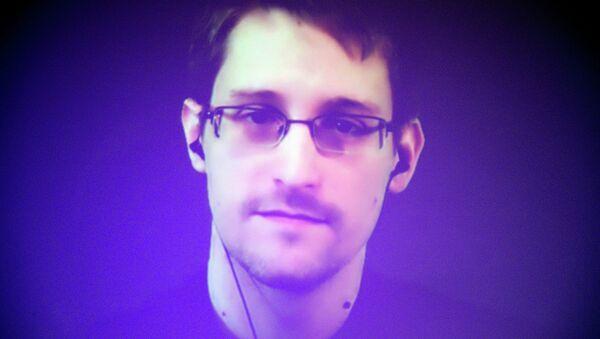 Former U.S. National Security Agency contractor Edward Snowden. - Sputnik International