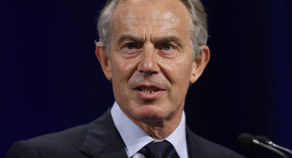 Britain Blair Iraq