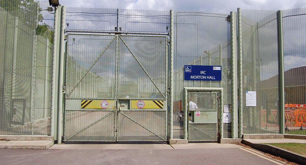 UK Detention Centre