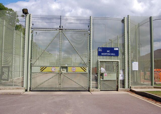 UK Detention Centre