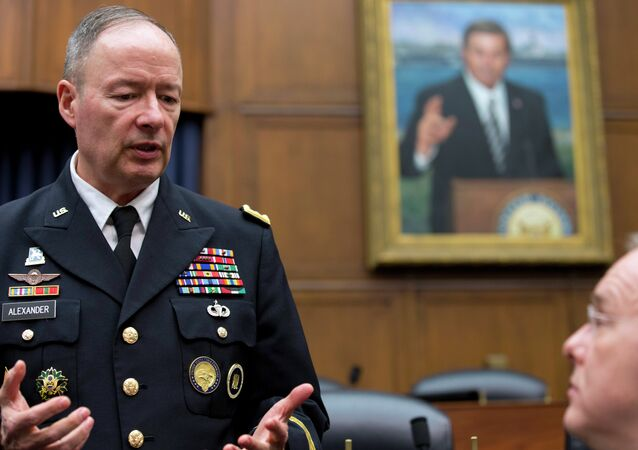 Gen. Keith Alexander, Commander, United States Cyber Command.