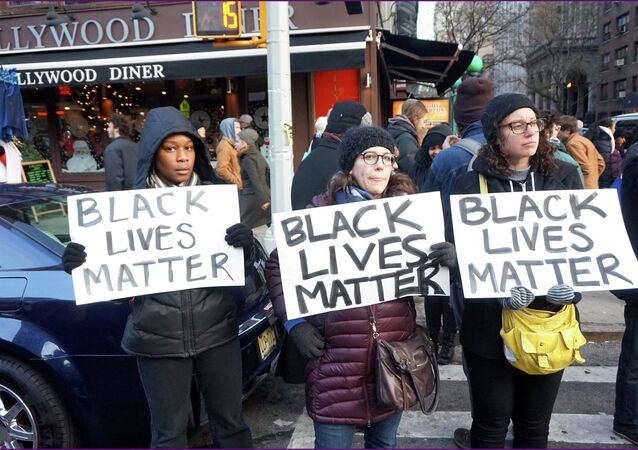 File Photo: Millions March NYC - March for justice for victims of police violence.