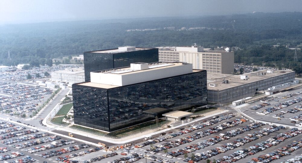NSA Headquarters, Fort Meade, MD.