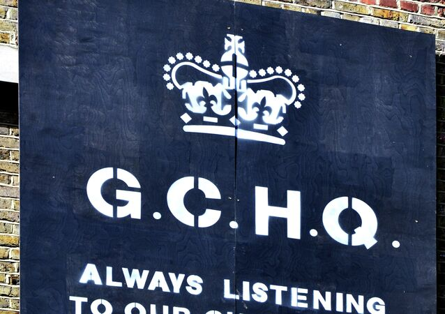 GCHQ: Always Listening to our Customers poster