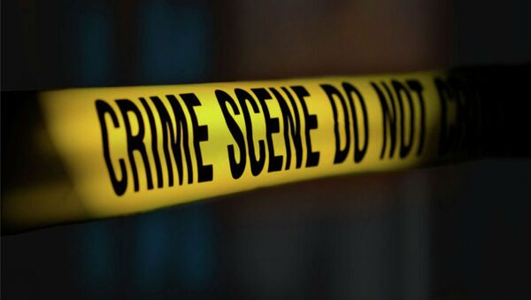 Crime Scene Tape - Sputnik International