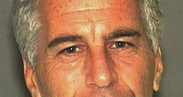 Jeffrey Epstein, accused of running an underage prostitution ring.