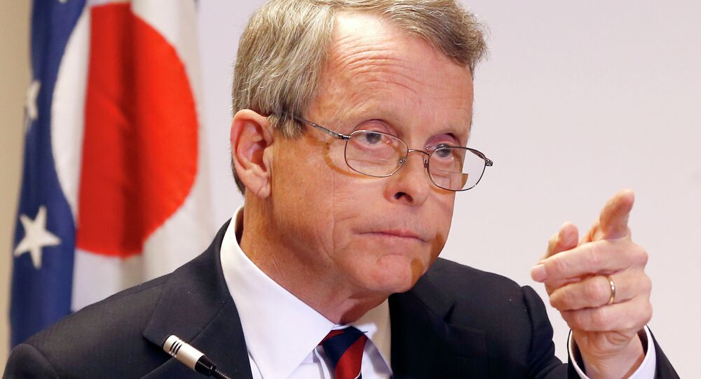 Ohio Gov. Mike DeWine Tests Positive For Coronavirus