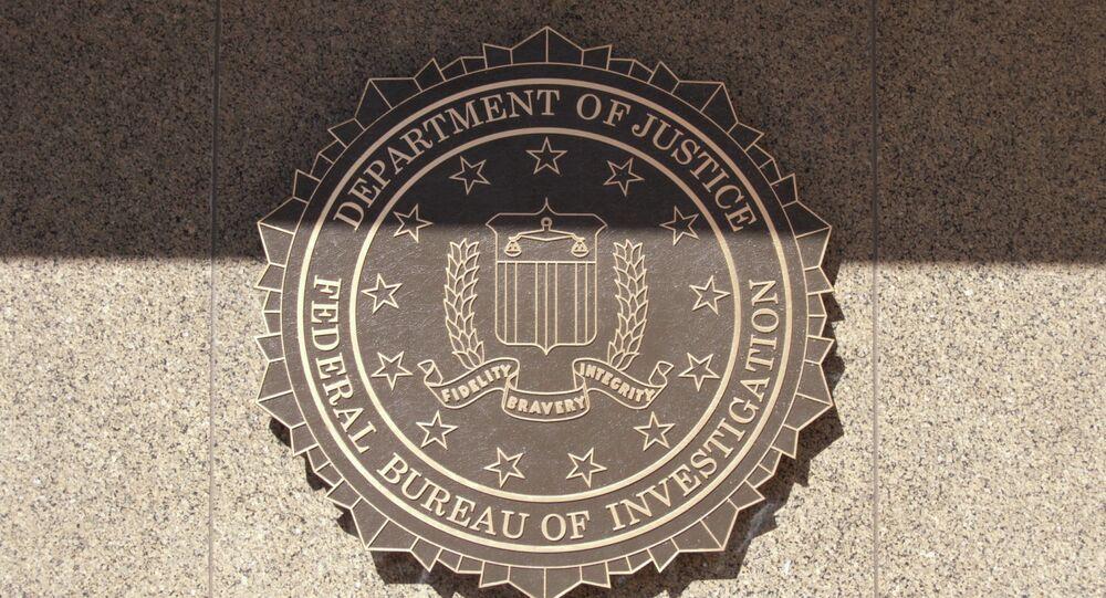 FBI Emblem, J. Edgar Hoover FBI Building