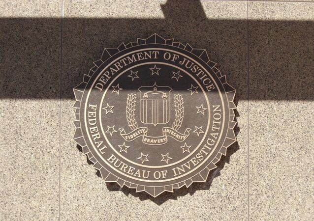 FBI Emblem, J. Edgar Hoover FBI Building