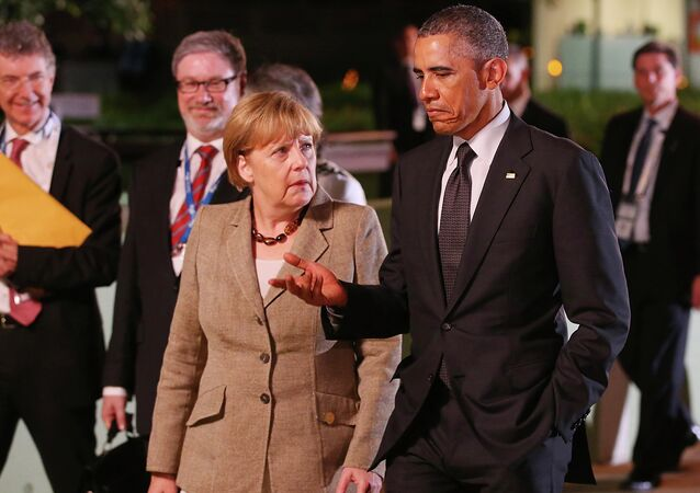 U.S.-German relations have been strained since government leaks revealed that U.S. surveillance programs targeted the personal cell phone of German Chancellor Angela Merkel.