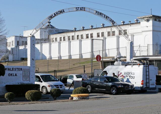 Inmate Charles Warner was executed last night at the Oklahoma State Penitentiary in McAlester.