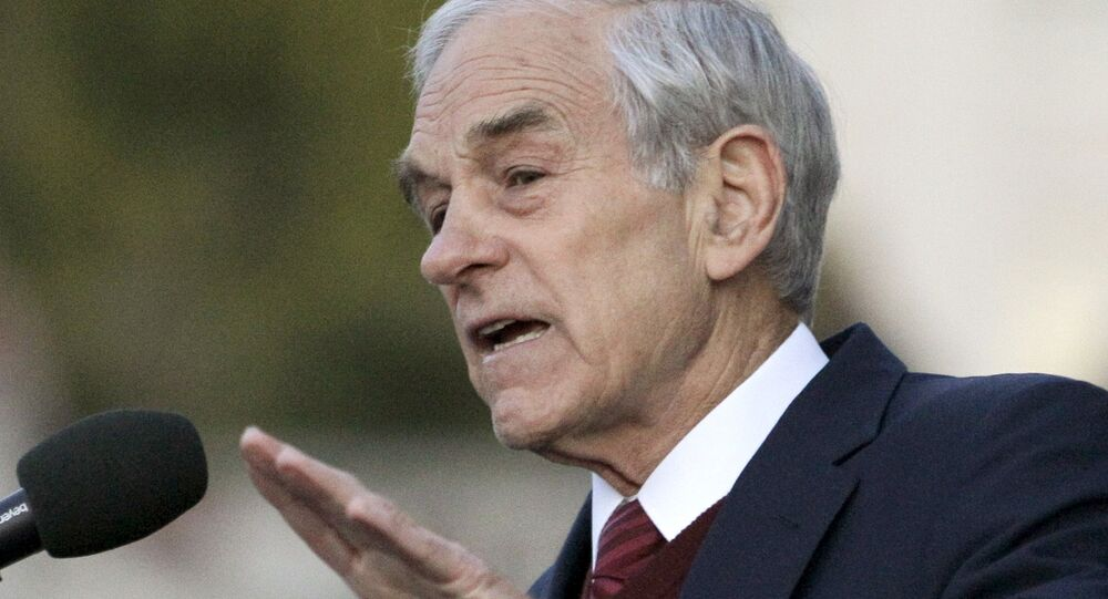 Former Congressman and presidential candidate Ron Paul is calling for an audit of the Federal Reserve.