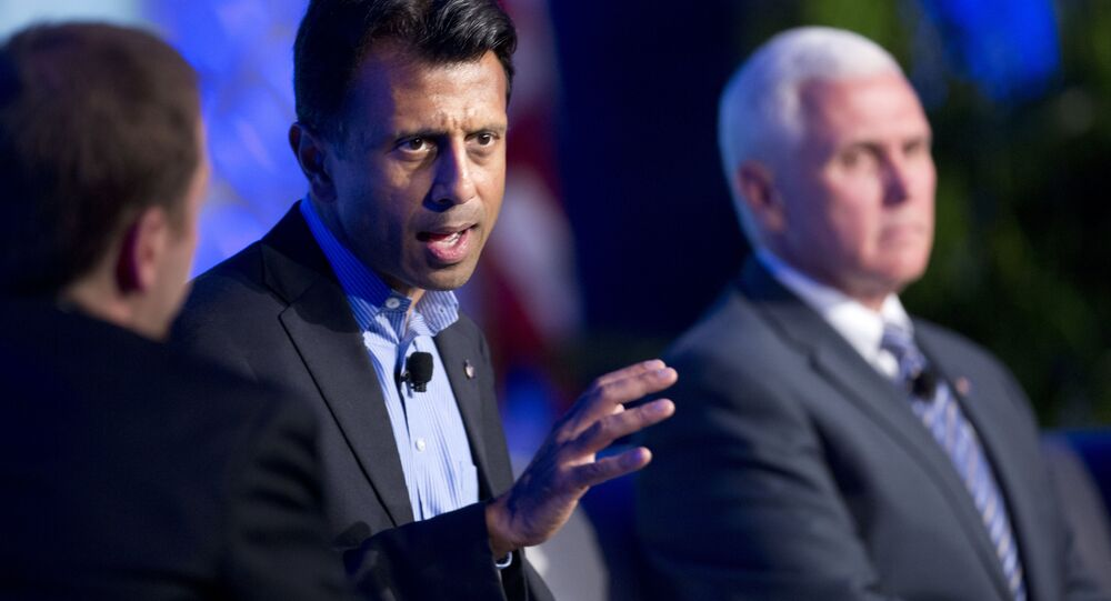 In a speech to a British think tank, Lousiana Govenor Bobby Jindal condemns radical Islam