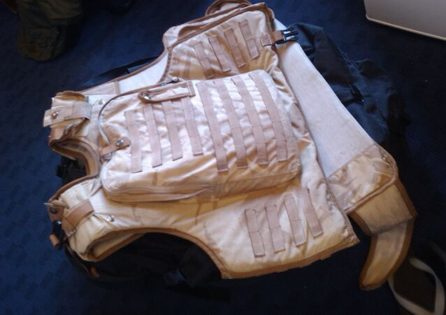 """The bill prohibits the purchase, sale, or possession of military-grade body armor by anyone except certain authorized users, such as first-responders and law enforcement."""""""