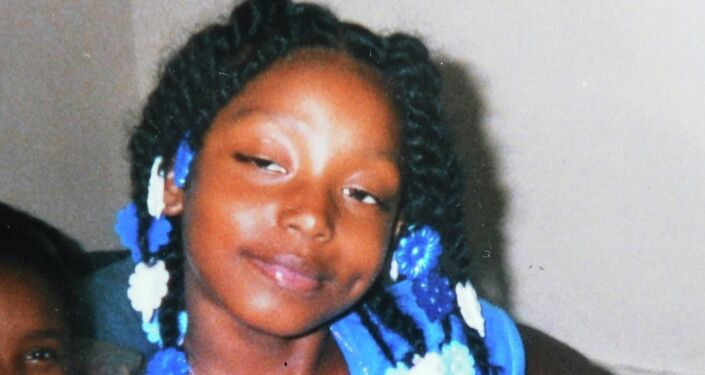 Aiyana Stanley-Jones, 7, was killed Sunday, May 16, 2010, by a shot from a Detroit police officer during a raid to arrest a murder suspect. Michigan Attorney General Mike Cox and the Rev. Al Sharpton have traded criticism over Sharpton's plans to speak at Aiyana's funeral Saturday, May 22, 2010.