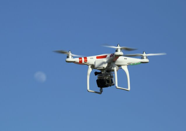 The FAA has banned drones from the airspace around University of Phoenix Stadium in Glendale, Arizona, during the Super Bowl.