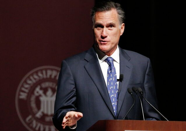 Mitt Romney plans to enter the presidential race again for 2016.