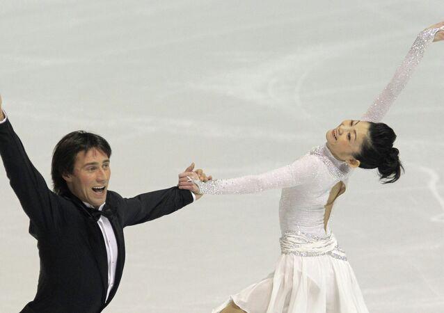 Figure skating European Championship. Day One.