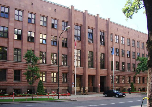 Ministry of Foreign Affairs, Poland