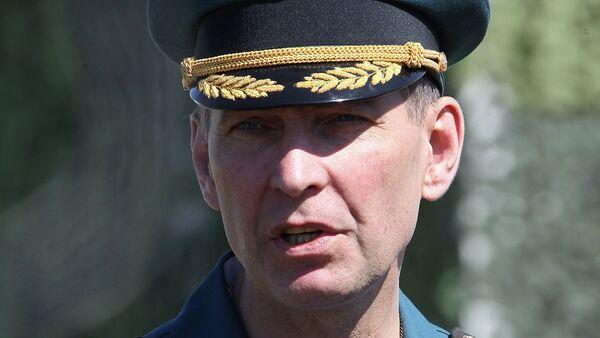 Vladimir Stepanov Russia's Deputy Emergencies Minister - Sputnik International