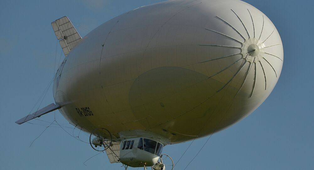 Singapore responds to increased terrorist threat with giant radar balloon.