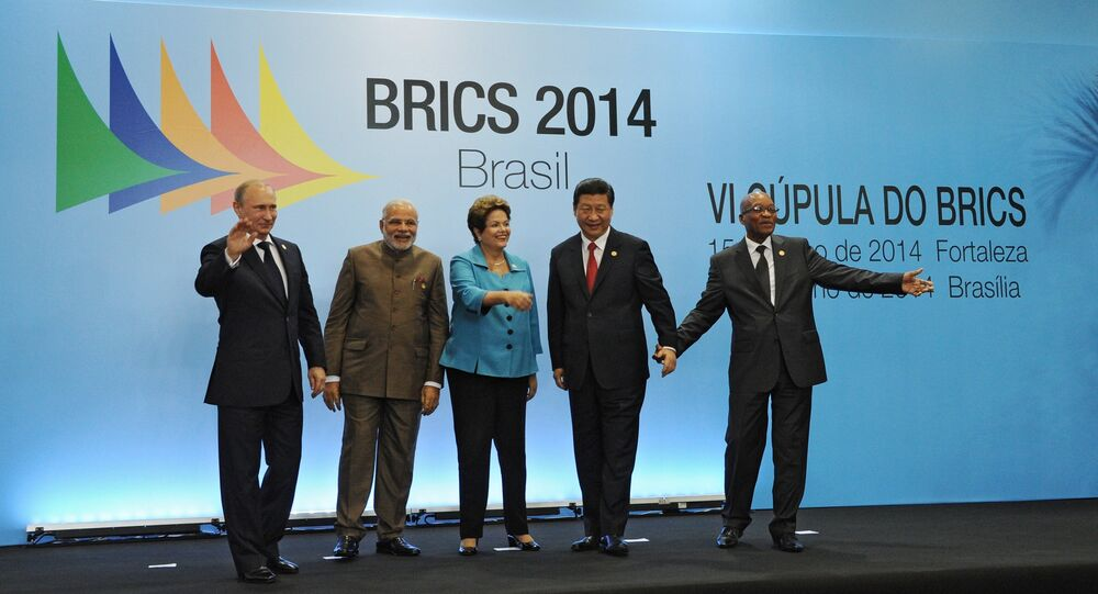 BRICS leaders