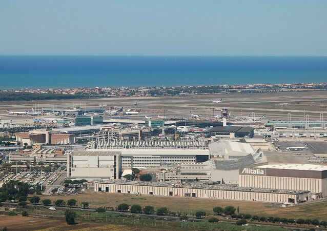 Fiumicino – Leonardo da Vinci International Airport