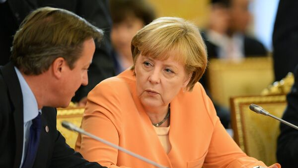 First working meeting of G20 Summit - Sputnik International