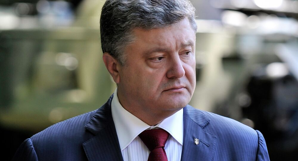 The German government is disappointed in Petro Poroshenko's presidency that failed to stabilize the situation in Ukraine