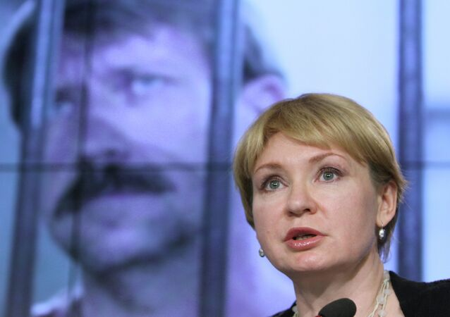 News conference on Viktor Bout's return to Russia