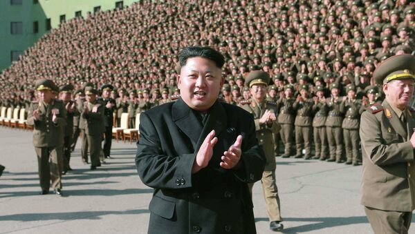 North Korean leader Kim Jong Un has banned the country's senior officials from smoking imported cigarettes - Sputnik International