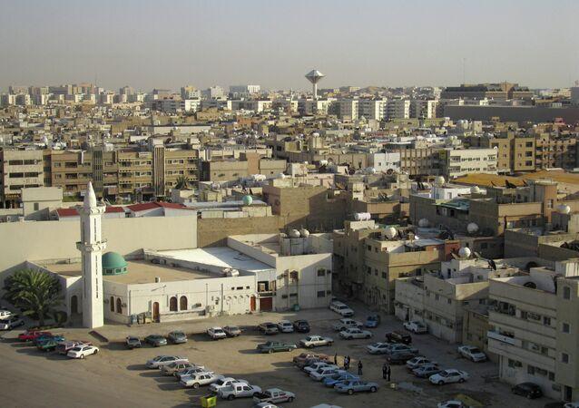 Panorama of Riyadh