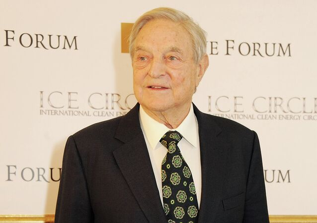 In a Thursday article titled Wake Up, Europe!, George Soros said that Russia's policy toward Ukraine represents a threat to the very existence of the European Union