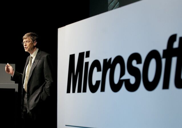 Microsoft Corporation Chairman, Bill Gates