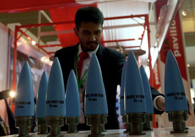 Indo Defense Expo 2014
