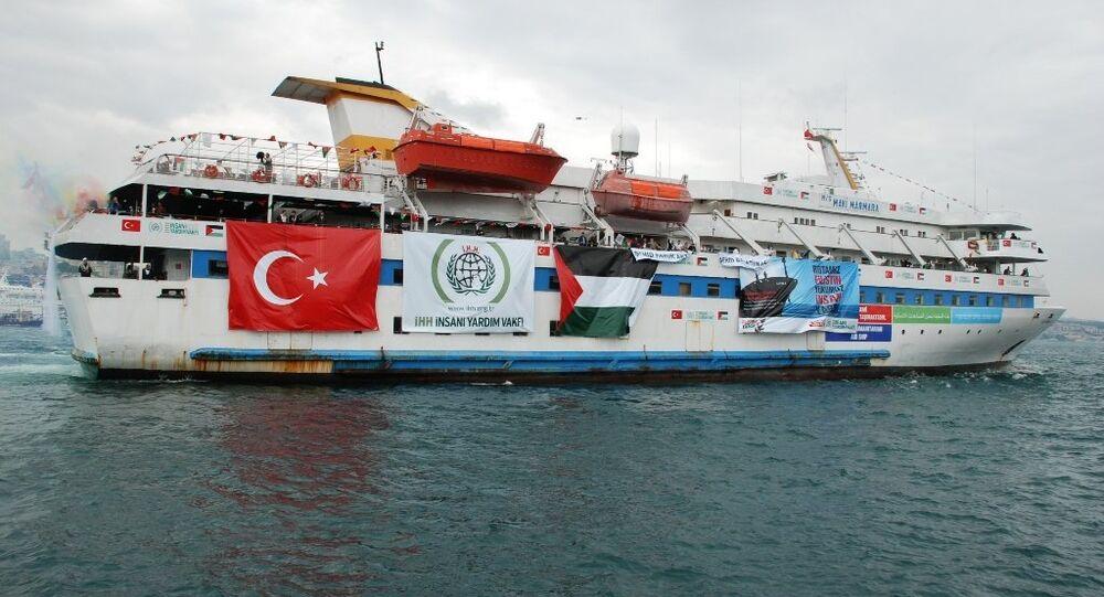 Mavi Marmara side