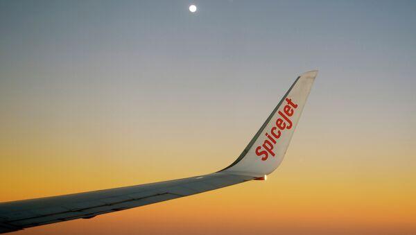 SpiceJet - Sputnik International